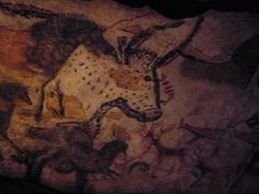 "Nicknamed ""the prehistoric Sistine Chapel"", the Lascaux Caves are a cave complex in southwestern France decorated with some of the most impressive and famous cave paintings in the world. The Lascaux paintings are estimated to be 17,000 years old."