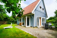 This barn-like Dutch home, close to Hoorn, Enkhuizen and an hour north of Amsterdam, is next to a lake with hidden beaches nearby, and sleeps up to 6 + 1