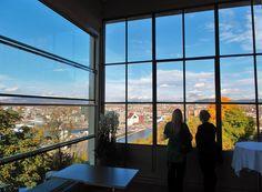 View of Oslo from the hill of Ekeberg  #ekeberg #oslo #norway #autumn