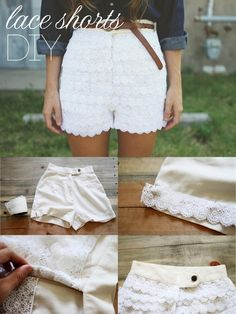 fancy shorts
