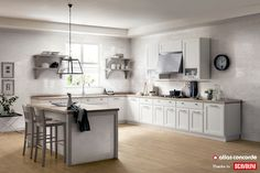 Cucine Scavolini Moderne Modello Crystal | Cucina, Crystals and Spaces