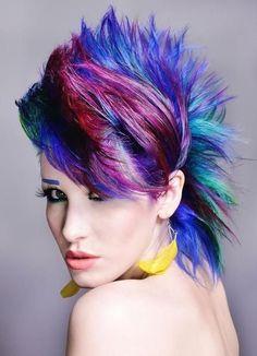 29 Best Emo Frisuren Images On Pinterest Hairstyle Ideas Colors