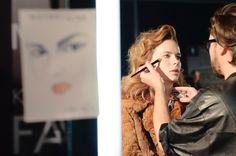 Fashion Week Poland 2013, backstage, fot. Filip Okopny/Fashion-Backstage.com