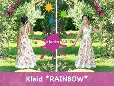 High Low, Rainbow, Etsy, Clothes, Dresses, Adobe, Boho, Fashion, Dress Patterns Women