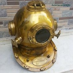 Buy Cheap Antique Us Navy Mark V Diving Divers Helmet Front Magnifying Window Diving Helmt Attractive And Durable Antiques Maritime