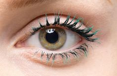 Creating New Lash Looks: 3 Ways to Play with Color Mascara | Beautylish