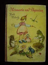 Paula Walendy: Rosmarin und Thymian, 1943