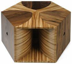 Couchtisch aus Holz - moderne Wohnzimmertische | Wohnen | Pinterest