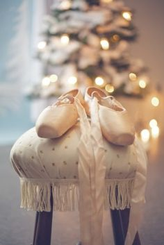 Ballet-shoes and Christmas Sparkle
