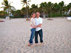 Name: Michaela Dunlop Caption: Paradise Engagement