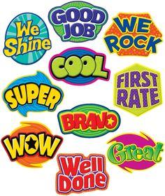 Birthday quotes in spanish student 29 Ideas Classroom Board, Classroom Walls, Classroom Decor, Teacher Stickers, Reward Stickers, Kids Awards, English Grammar Worksheets, School Murals, English Classroom