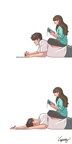 22 Ideas Quotes Love Relationship Couples Happiness For 2019 Love Cartoon Couple, Cute Couple Comics, Couples Comics, Cute Couple Art, Anime Love Couple, Cute Comics, Cute Anime Couples, Cute Couple Drawings, Love Drawings