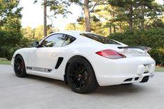 2012 Porsche Cayman R, White/Black - Rennlist Discussion Forums