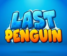 Last penguin game on behance 캐쥬얼 로고 игровой дизайн, шрифты, дизайн. Game Font, Game Ui, Slot Machine, Machine Video, Behance, App Iphone, Las Vegas, Game Logo Design, Visual Identity