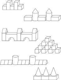 схемы для конструирования в детском саду Math, Mathematics, Math Resources, Early Math