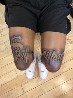 Tattoos Bein, Gangsta Tattoos, Red Ink Tattoos, Forarm Tattoos, Dope Tattoos, Leg Tattoos, Octopus Tattoos, Henna Tattoos, Forearm Tattoo Quotes