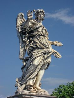 Angel with nails, Ponte Sant'Angelo | by Daniel Schwabe