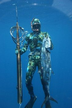 Pesca submarina en apnea - La guía mas completa para principiantes