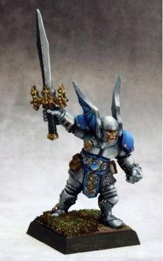 Reaper Miniatures - Vorn.