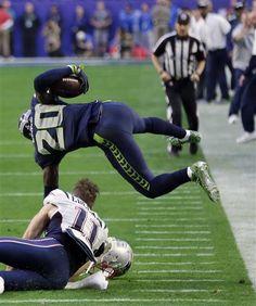 Seahawks vs. New England Patriots in Super Bowl XLIX- Jeremy Lane