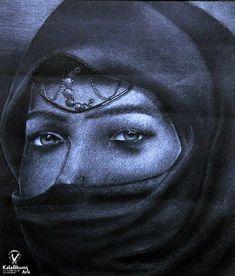Super realistic portrait by Kalabhumi Arts