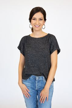 Basics are a must on the back to school checklist! From tees to denim to flip flops, we have all the essentials at FCB . Update your v-neck. Back To School Checklist, Cuff Sleeves, School Fashion, White Tees, Style Guides, Skinny Jeans, V Neck, Denim, Blog