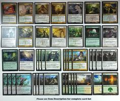 http://www.ebay.com/itm/mtg-GREEN-WHITE-SELESNYA-TOKENS-DECK-Magic-the-Gathering-rare-cards-armada-wurm-/391709069903?ssPageName=STRK:MESE:IT