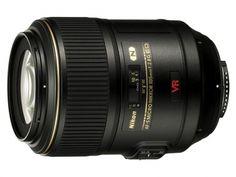 Nikon Nikkor AF-S VR 105mm f/2.8G IF-ED Micro makro-objektiivi - Digitarvike.fi