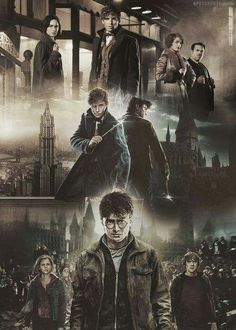 Harry Potter / Fantastic Beasts