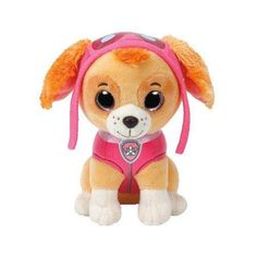 Our Paw Patrol Skye Soft Toy is a cute licenced character from the TY Beanies range. It will make a much loved gift for Paw Patrol fans. Order your Paw Patrol Skye Soft Toy online for fast UK delivery. Ty Beanie Boos, Beanie Babies, Paw Patrol Rocky, Zuma Paw Patrol, Paw Patrol Plush, Paw Patrol Toys, Ty Peluche, Cockapoo Dog, Unicorn Cat