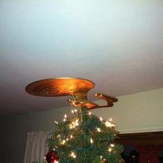 Merry Christmas: Fans Share Pix Of Star Trek Trees