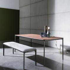 table en verre design extensible - slim sovet® | design, tables and 6.