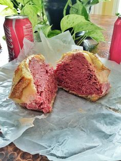 Corned Beef from Slyman's in Cleveland. Miles surprises Jamie with a ridiculously awesome corned beef sandwich from Slyman's. Cooking Corned Beef, Corned Beef Recipes, Corned Beef Sandwich, Corn Beef And Cabbage, Fried Rice, Cleveland, Sandwiches, Food Porn, Pork