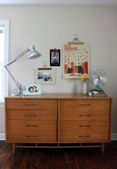 Dresser by Smile And Wave, via Flickr, style your space