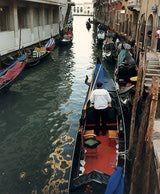 venice picture, gondolas, venice, italy