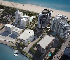 Miami, which gets more worldly with each passing year, made our list of places for 2014—and that momentum continues to grow, notably in Mid-Beach. A new batch of luxury hotels is burnishing this corridor just north of South Beach, between 23rd Street and the iconic Fontainebleau.