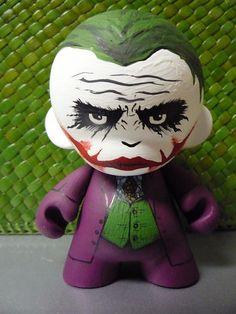 joker munny.  Click on pic for more!
