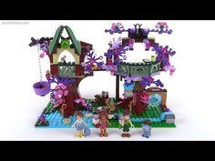 LEGO Elves: The Elves' Treetop Hideaway review! set 41075 - YouTube - JANGBRICKS