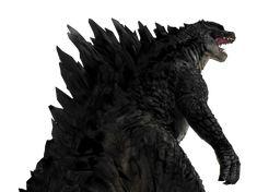 MMD: Godzilla 2014 (PS4) by sonichedgehog2