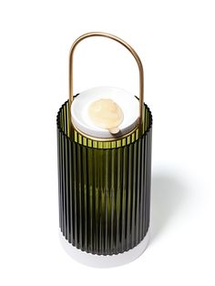 La Promeneuse is a decorative object designed to diffuse the Cire Trudon fragrances. After placing a cameo in the ceramic dish, light a night-light beneath it. The heated cameo will melt and spread its fragrance rapidly into the air. Home Lighting, Lighting Design, Cire Trudon, Ad Home, Oil Burners, Light Project, Gold Glass, Burning Candle, Artisanal