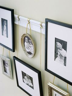 Sharing clever and creative ways to hang wall art! Move over hammer and nail-today, I'm sharing 10 creative ways to hang artwork in your home! Several of these I've tried, many more are…