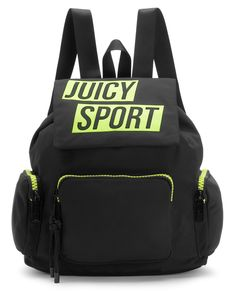 JUICY SPORT NYLON BACKPACK - Juicy Couture