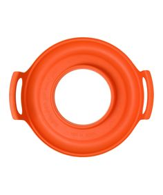 This Orange CoolGrip Microwave Caddy by NewMetro Design is perfect! #zulilyfinds