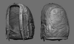 Backpack by Hamed