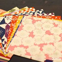 Beautiful washi crafted items and high quality Japanese stationery