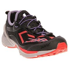 Zoot Womens Trail Running ShoeBlackPoppy6 M US *** Learn more by visiting the image link.