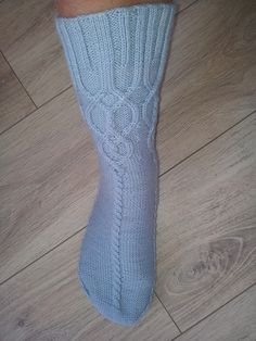 Ravelry: BelAmie's Socks with cables