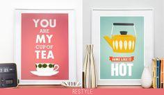Perfect kitchen art <3