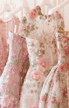 Pink Love, Pretty In Pink, Hot Pink, Shabby Chic Blog, I Believe In Pink, Rose Cottage, Girls Life, Pretty Dresses, Designer
