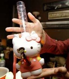 Not really into the hello kitty thing. But this is cool. I would like a different character tho -d